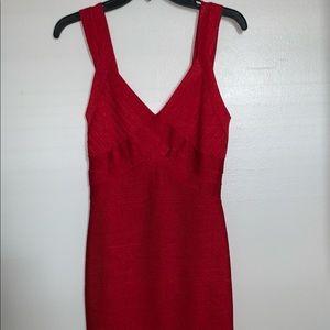 Bandage Tank Dress